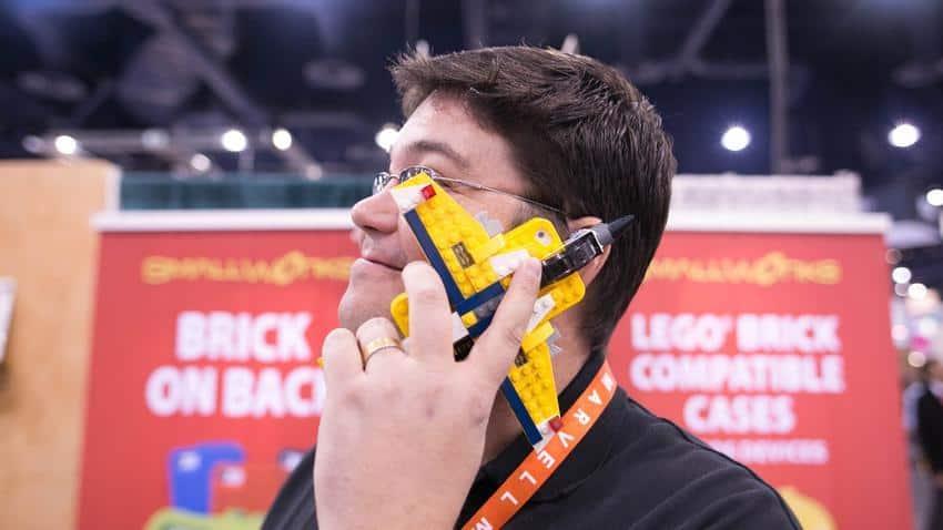 capas fora do comum para iphone lego