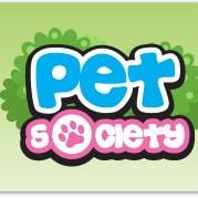 logo pet society