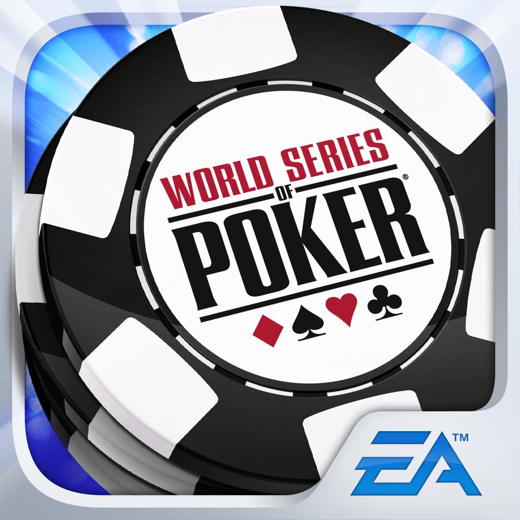 jogos de cartas para iPhone world series of poker