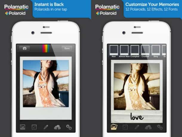 para que serve o aplicativo polamatic para iphone ipod touch e ipad