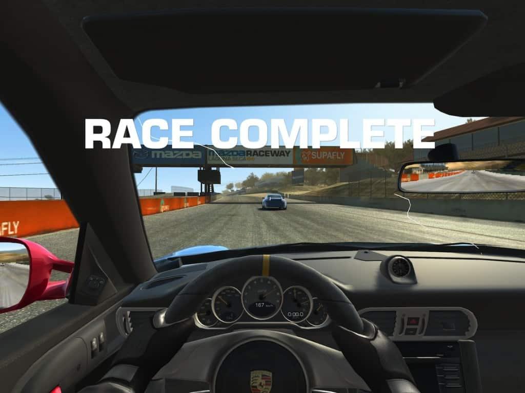 prova completa aplicativo para iphone real racing 3