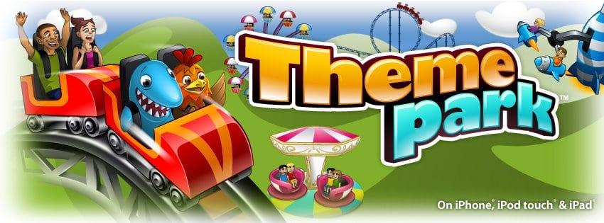 como jogar o aplicativo theme park para iphone ipad e android
