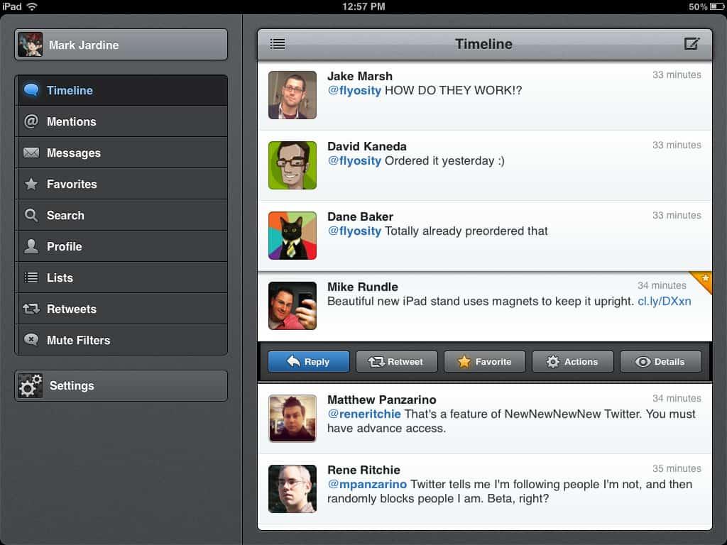 tweetbot aplicativo que pode substituir o tweetdeck