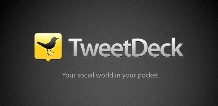Twitter irá fechar o TweetDeck