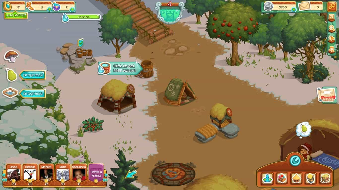 Village Life Como Jogar