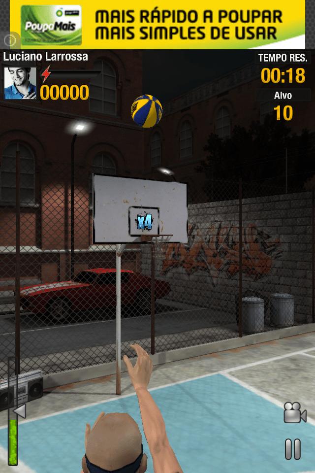 Real Basketball como jogar