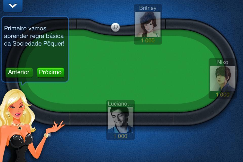 Boyaa Texas Poker como jogar
