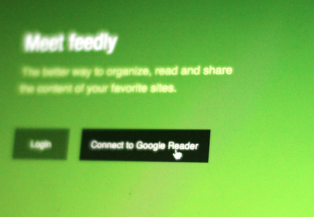 Feedly é uma boa opção para substituir o Google Reader