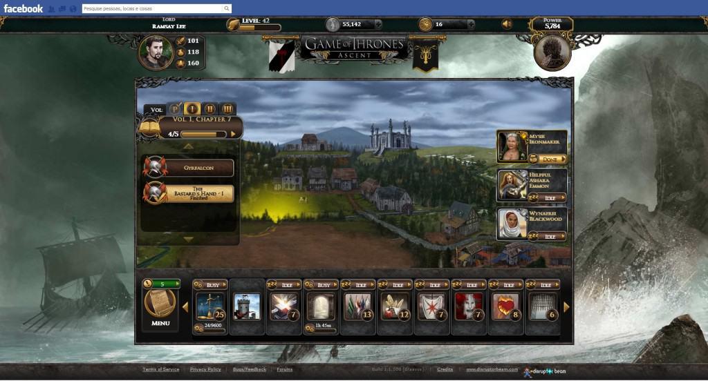 Game of Thrones: Ascent dicas de jogo