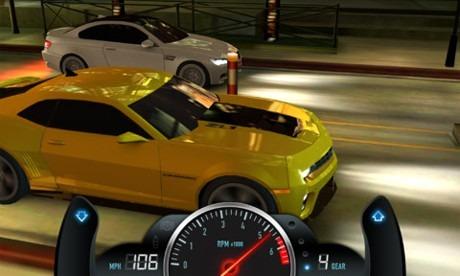 jogos de corrida para iOS csr racing