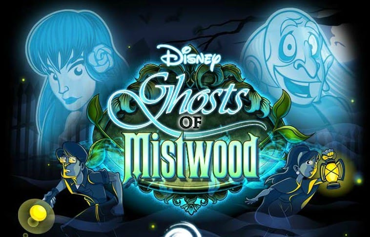 aplicativo disney's ghosts of mistwood para facebook