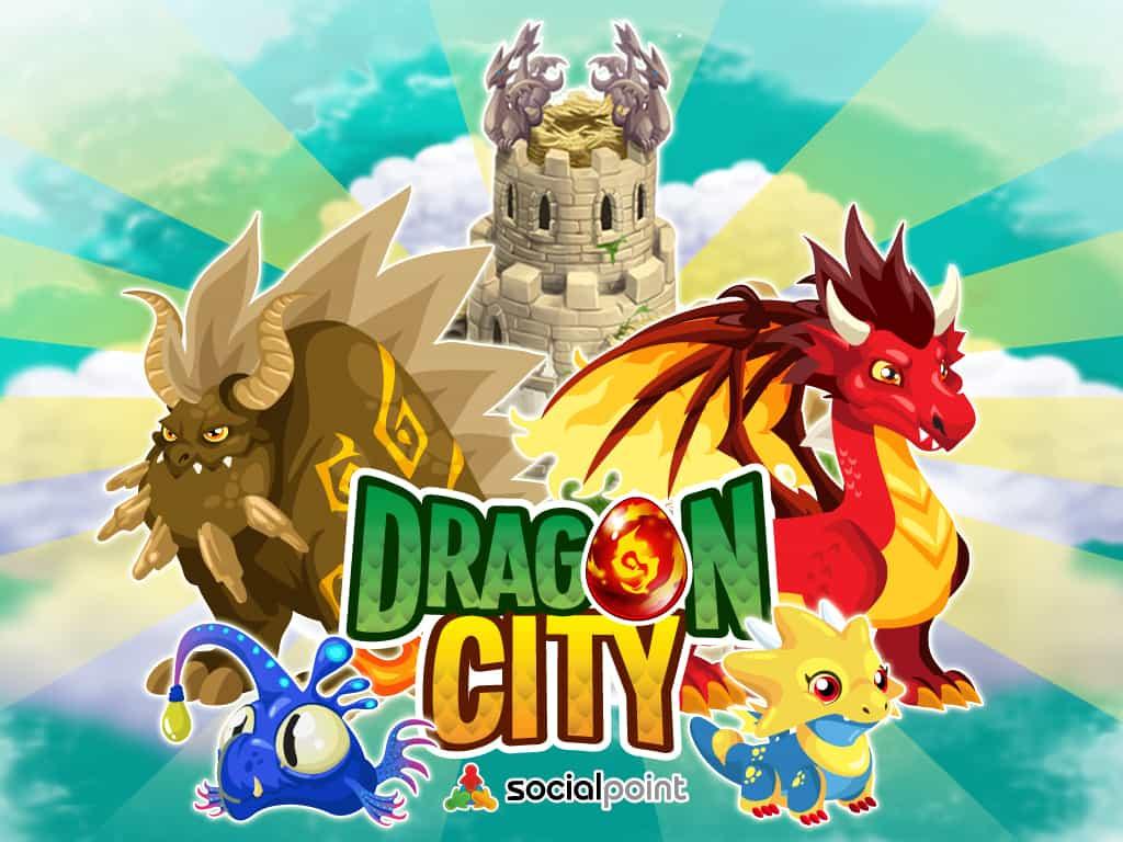 aplicativo dragon city para facebook android e ios