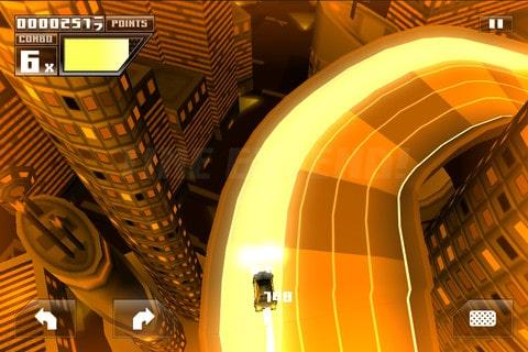 jogos de corrida para iOS forever drive