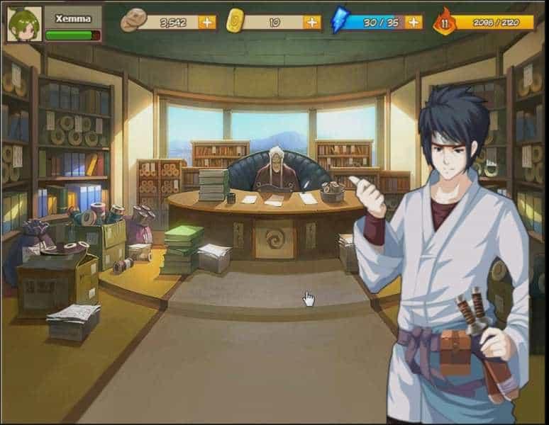 aplicativo my ninja de web para facebook