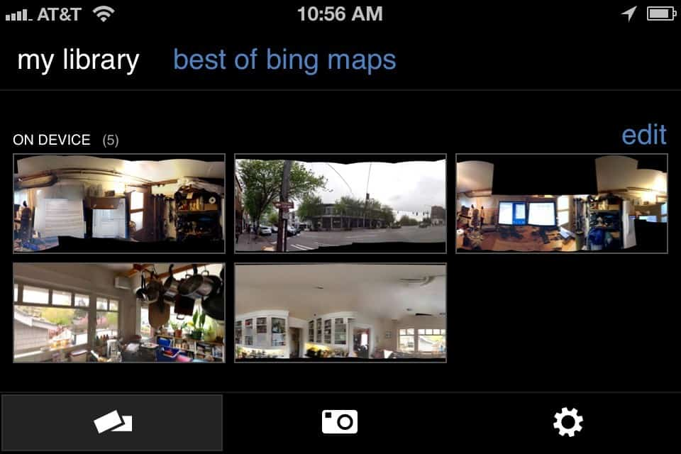 aplicativo photosynth para android e ios