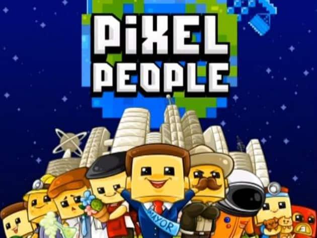 aplicativo pixel people para ios e android