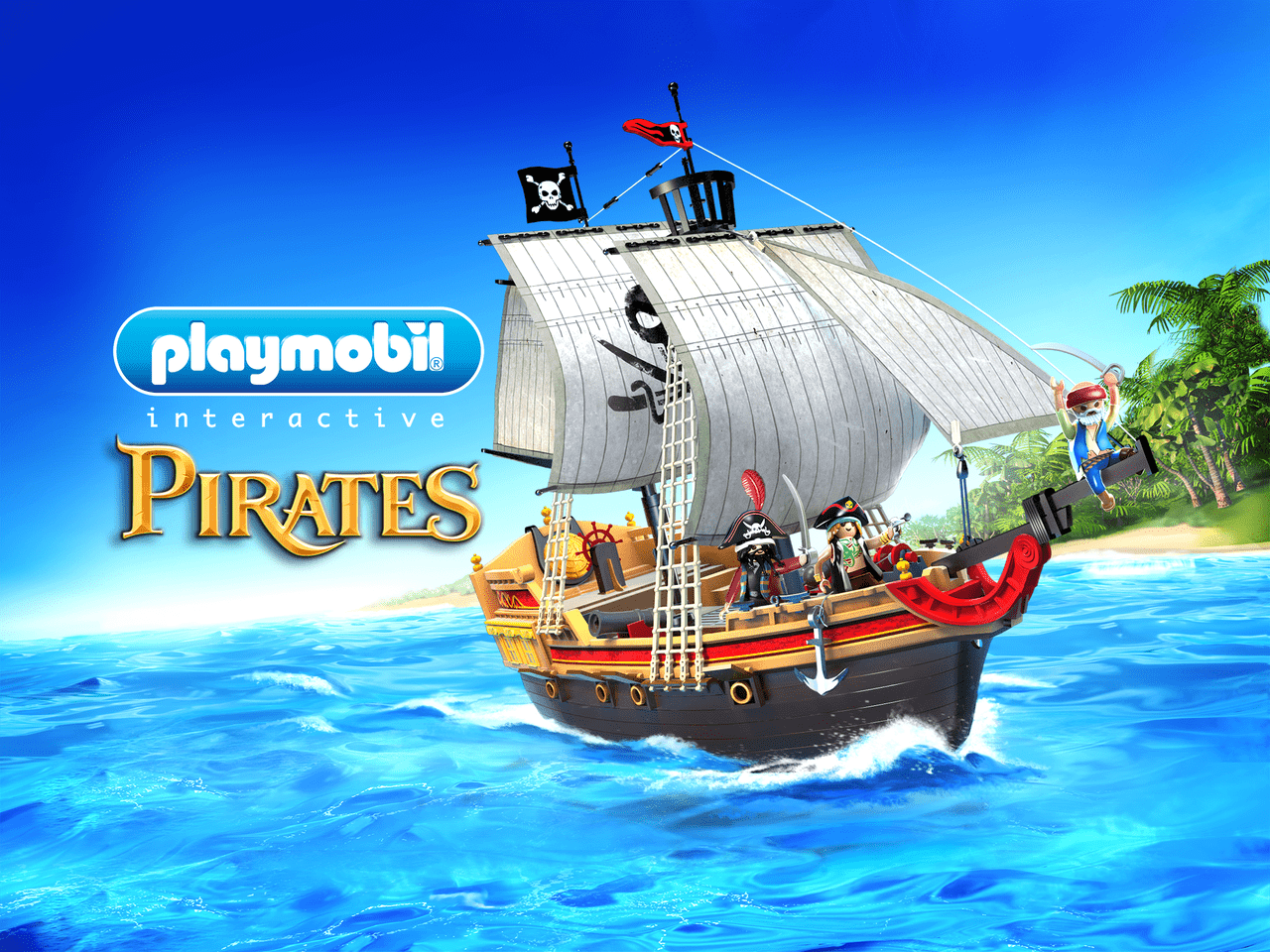 aplicativo playmobil piratas para android e iphone