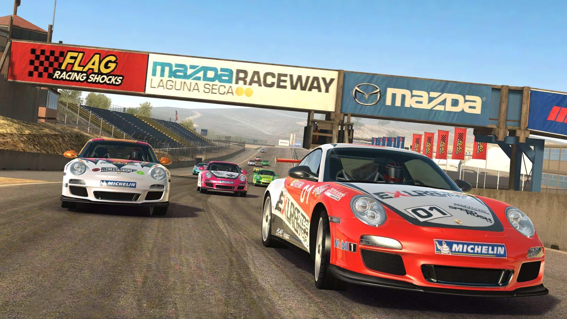 aplicativo real racing 3 para android e ios