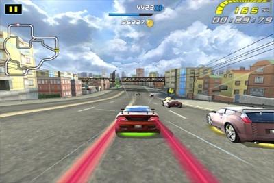 jogos de corrida para iOS rogue racing
