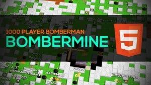 Bombermine como jogar