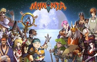 como jogar o aplicativo my ninja de web para facebook