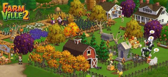 Como jogar Farmville 2