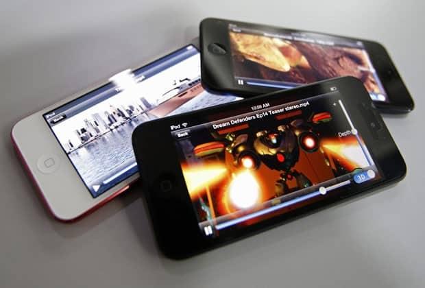 Nanoveu lança pelicula 3D para iPod