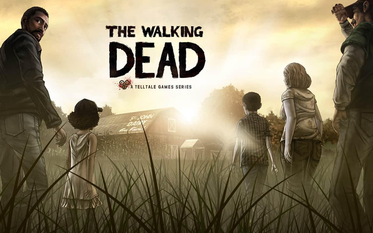 aplicativo the walking dead: the game para ios e android