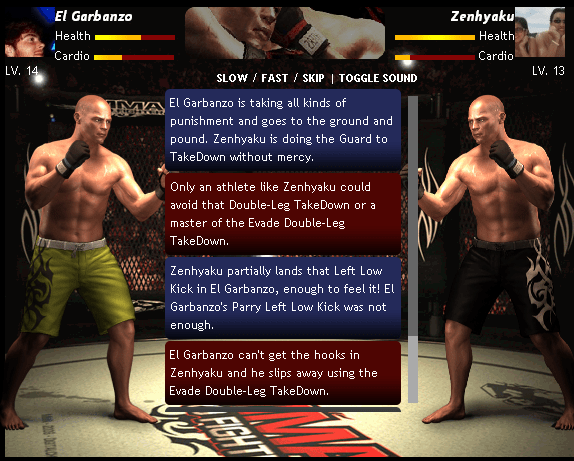MMA Pro Fighter para Android