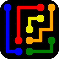 Flow Free – Puzzle colorido para Web, Android e iPhone