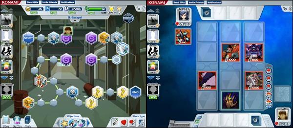 Yu-Gi-Oh! BAM como jogar