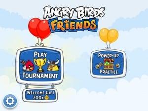 Angry Birds Friends como jogar