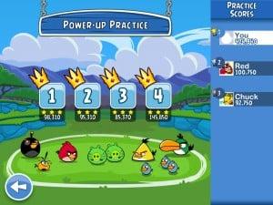Angry Birds Friends dicas de jogo