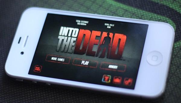 aplicativo Into The Dead para android e ios