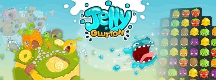 aplicativo jelly glutton para facebook