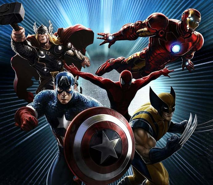 aplicativo marvel avengers alliance para facebook