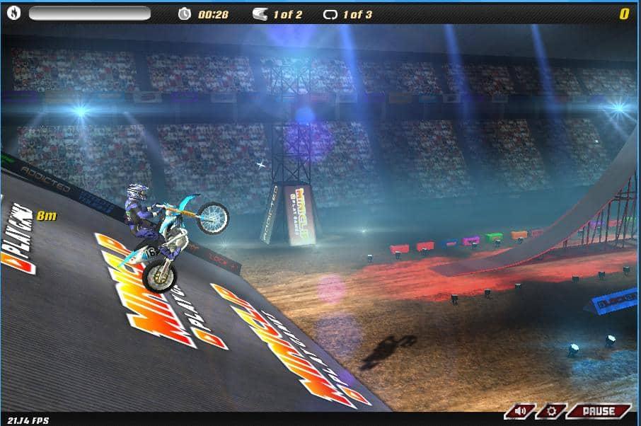 aplicativo motocross nitro para facebook