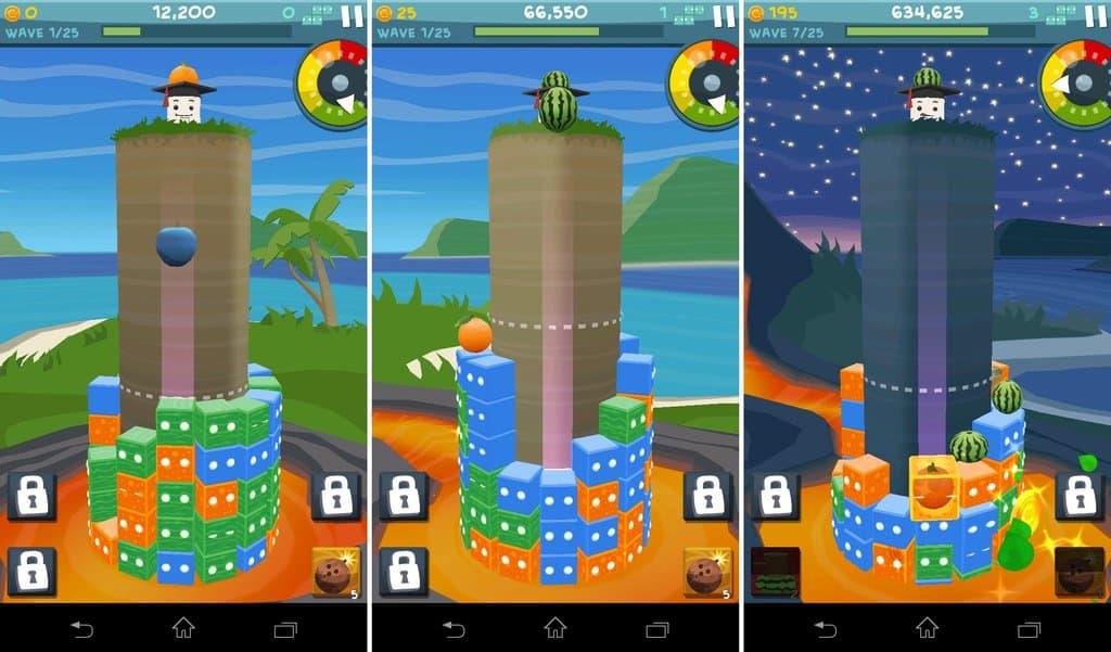 aplicativo rise of the blobs para android e ios