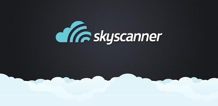 aplicativo skyscanner para android e ios