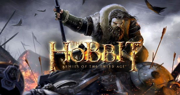 aplicativo the hobbit armies of the third age para facebook