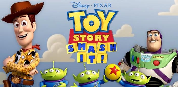 aplicativo toy story smash it para android e ios