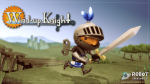 aplicativo wind up knight para android e ios