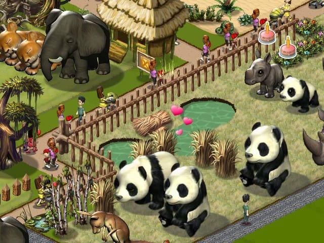 aplicativo zoo world 2 para facebook