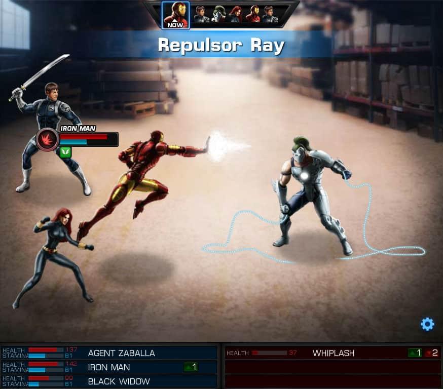 como jogar o aplicativo marvel avengers alliance para facebook