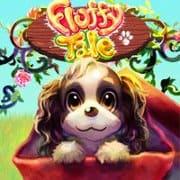 logotipo do aplicativo fluffy tale para facebook