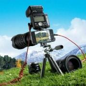 100 aplicativos de fotografia fantásticos pra Android e iPhone!