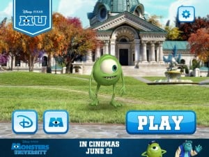 Monsters University para iPhone