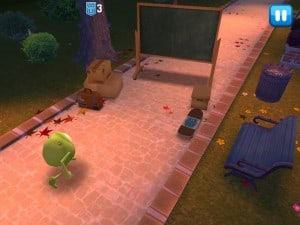 Monsters University para iPad