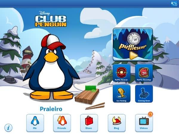 My Penguin como jogar