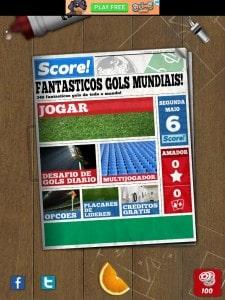 Score! World Goals dicas de jogo